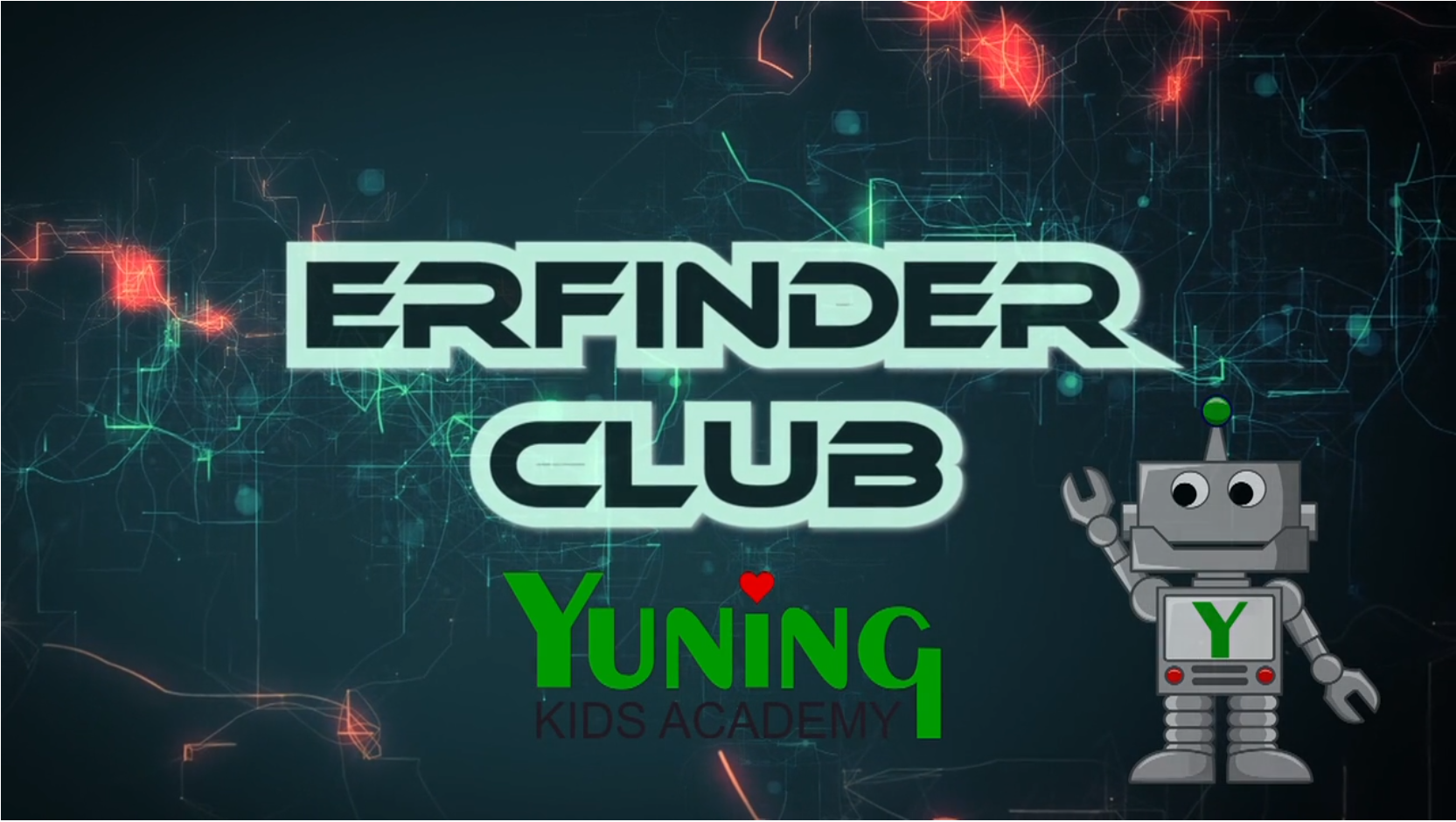 YUNING Robotik Kids Club - Erfinder Club